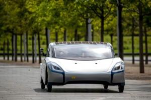 SunRiser, Test Solarauto, Essen NRW