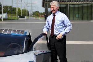 Dr.Hiesinger, Solarmobil, Dein Werk